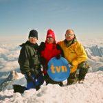 2002 Mont Blanc z Martyną