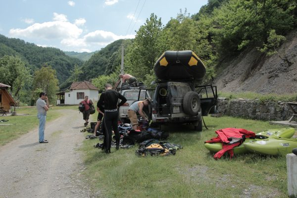 kanioning, Czarnogóra