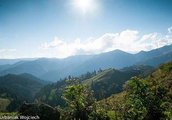 Rejony górskie - Gruzja - Wyprawy