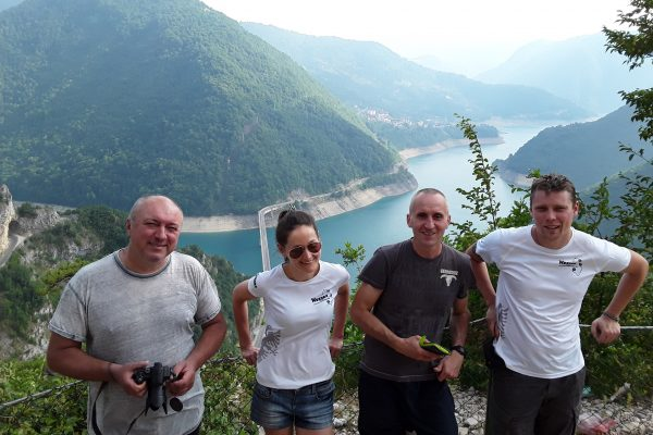 Czarnogóra, wyprawa