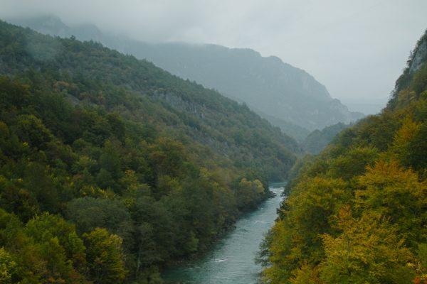 rafting Czarnogóra