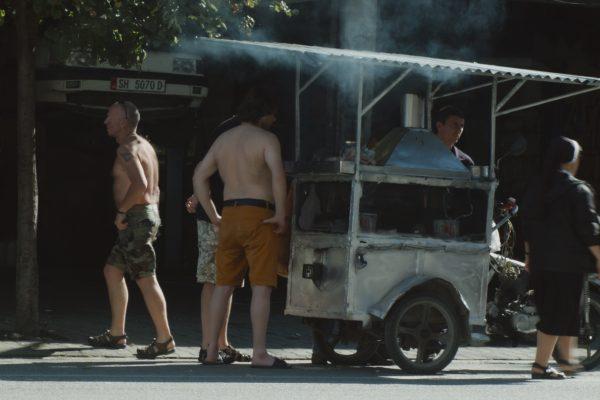 Albania, wyprawa, street food