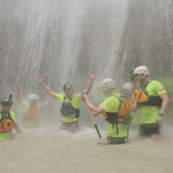 rafting, Albania