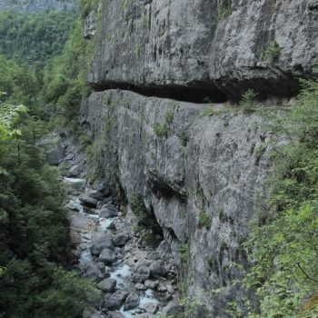 Czarnogóra, kanioning