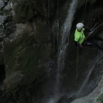 kanioning. Czarnogóra