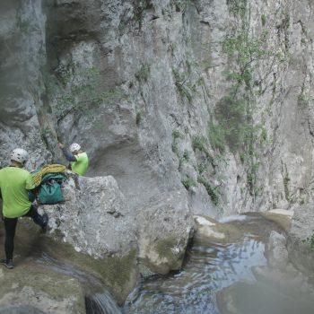 kanioning Czarnogóra,