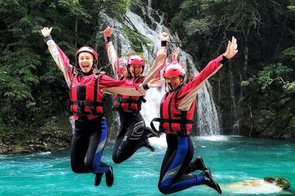 rafting, wyprawa z Miss Polski Czarnogóra